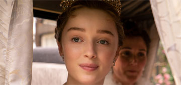 Phoebe Dynevor was about to move back to London when she got hired for Bridgerton