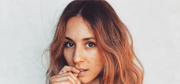 Troian Bellisario gave birth to her second baby in the car in the hospital parking lot