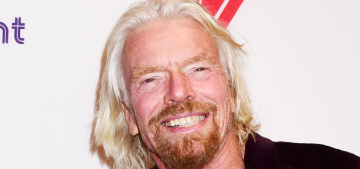 Richard Branson moved up his space flight so that he could beat Jeff Bezos