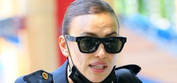 Kanye West began 'pursuing' Irina Shayk several weeks ago: 'She seems smitten'