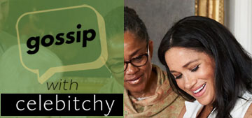 'Gossip with Celebitchy' podcast #94: the clown show over baby Lilibet Diana's name