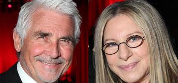 James Brolin on Barbra Streisand: We've literally fallen in love over lockdown