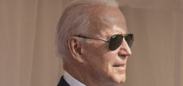 Predictably, the British press is salty about protocol & Pres. Biden's sunglasses