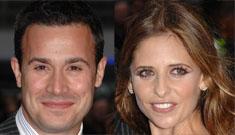 Sarah Michelle Gellar and Freddie Prinze welcome a baby girl