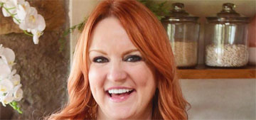 Ree Drummond's husband resents that she earns more, tries to prove himself