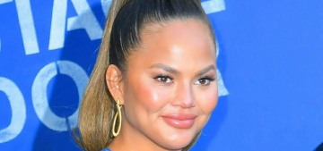 Chrissy Teigen apologizes again: 'It has been a VERY humbling few weeks'