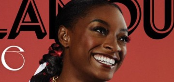 Simone Biles: 'I'm not a little girl anymore. It's definitely up to me'
