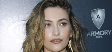Paris Jackson has PTSD from the paparazzi, gets auditory hallucinations