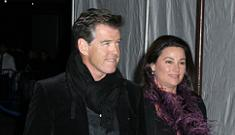 Pierce Brosnan will kick your ass if you superficially compliment him