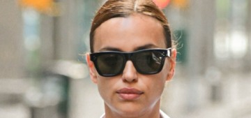 Irina Shayk & Kanye West 'will date long-distance,' he has no plans to move to NYC