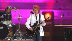 Bon Jovi used to sell drugs