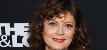 Susan Sarandon on Brad Pitt in Thelma & Louise: He didn't get by on his looks