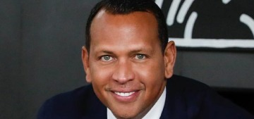 Alex Rodriguez rented a house close to J.Lo & he was out with Lindsay Shookus