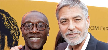 Don Cheadle & George Clooney co-found film school for underserved students