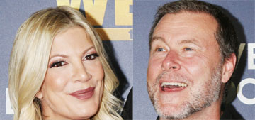 Tori Spelling and Dean McDermott are having issues, 'the end could be near'