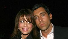 """Paula Abdul dumped her crazy-eyed boyfriend"" links"