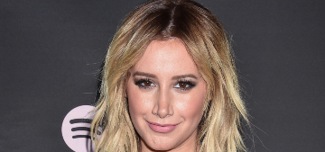 Ashley Tisdale: 'I wish someone would've told me how hard breastfeeding really was'