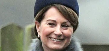 Carole Middleton is Prince William's 'second mum,' she makes him feel 'protected'