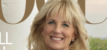 Dr. Jill Biden covers Vogue: 'I feel as though people can breathe again'