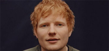 Ed Sheeran keeps ordering rude things for Courteney Cox off her Alexa
