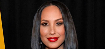 Cheryl Burke, three years sober: 'I've been thinking a lot about drinking again'