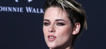 Kristen Stewart: Every woman should have pretty underwear, Levis & a nice robe