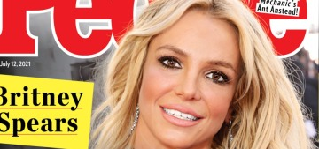 People: Britney Spears 'hasn't had contact with her dad for a long time'