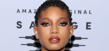 Willow Smith: My mom got so much hate, sexism and racism while touring