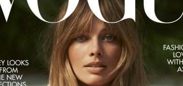 Margot Robbie on her 30s: 'Now I finally feel like it's OK to… sit still?'
