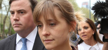 Allison Mack was sentenced to three years in federal prison in NXIVM case