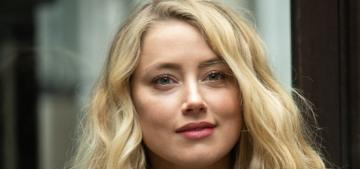 Amber Heard welcomed daughter Oonagh Paige Heard via surrogacy in April