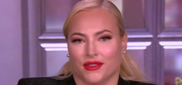 Did ABC News 'beg' Meghan McCain to stay on 'The View'?  Really?