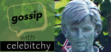 'Gossip With Celebitchy' podcast #95: at least the Diana statue isn't terrible