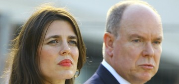 Prince Albert stepped out with his niece while Charlene's absence continues
