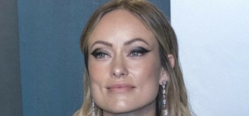 Olivia Wilde & Harry Styles kissed on a yacht off the coast of Italy
