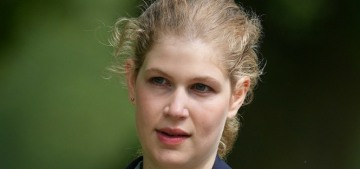It feels like 17-year-old Lady Louise Windsor is being pushed into the spotlight, right?