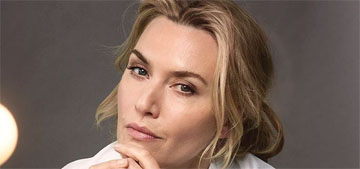 Kate Winslet switches her foundation based on her menstrual cycle