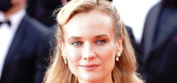 Diane Kruger wore a tulle Armani in Cannes: lovely or just kind of blah?