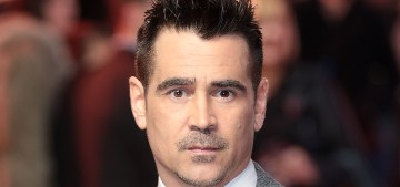 Colin Farrell on LA: 'The homelessness here, it's pretty tough to see'