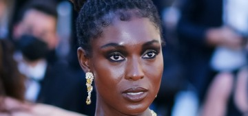 Jodie Turner-Smith wore two Gucci looks in Cannes: gorgeous or too much?