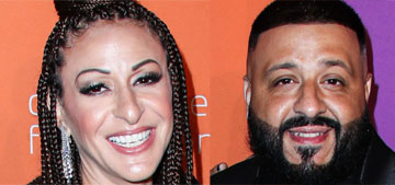 DJ Khaled says whenever his wife looks at him 'she falls in love'