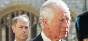 Prince Charles probably won't allow Edward to become the Duke of Edinburgh