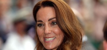 Duchess Kate wore a Beulah dress to the Wimbledon men's final: cute or dated?