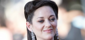 Marion Cotillard brought the denim-clad Sister Wife style to a Cannes premiere