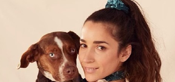 Aly Raisman's dog Mylo found by good Samaritans a week after he went missing