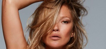 Kate Moss is the face of Kim Kardashian's Skims' summer campaign: whoa??