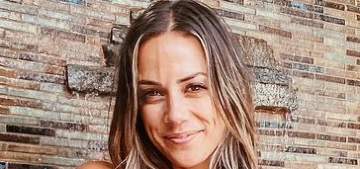 Jana Kramer says Mike Caussin is mean to her, but he's the one who cheated