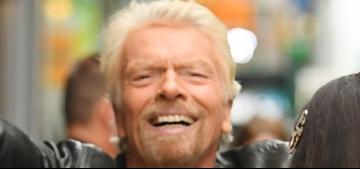 Richard Branson on his suborbital flight: 'I was nervous stiff'