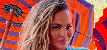 Chrissy Teigen whines about 'cancel club' days after her family vacation to Italy