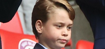 Prince George will be 'kept out of the limelight' following his Euro appearances